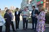На улице Белкинской, 17 заканчивается ремонт дороги