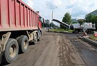 Коммунальщики Обнинска проверили качество дорожного покрытия перед Днем Города