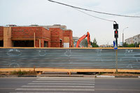 Реконструкция морально и физически устаревшего торгового комплекса улучшит внешний вид Аксеновской площади