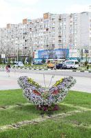 Сити-менеджер Обнинска Александр Авдеев предложил горожанам стать участниками конкурса на название новой городской площади, которая построена на проспекте Маркса возле торгового комплекса «Триумф Плаза».