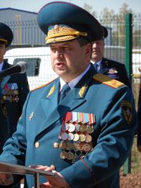 В минувшую субботу в Обнинске было открыто новое пожарное депо, законными хозяевами которого стала пожарная часть ПЧ №60, входящая в 8-й отряд ОФПС по Калужской области.