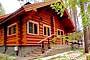 Летняя прохлада деревянного дома