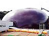 В Японии построили надувной концертный зал
