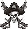 Пираты не пройдут!