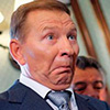 Кучма не понял вопроса на украинском языке