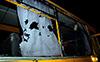 Водитель автобуса: люди под Волновахой могли погибнуть от разрыва мины